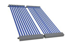 Kolektor słoneczny 2xKSR10 (podwójny)